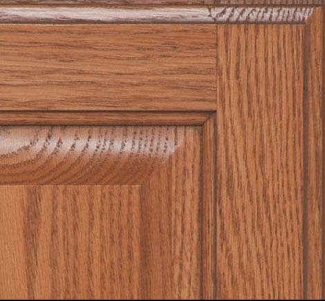 Bridgewood Advantage Oak Finishes