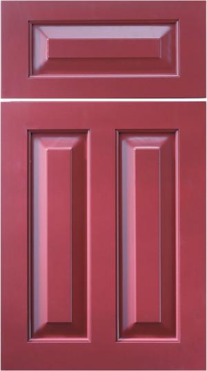 Woodharbor Doorstyles Raised Panel Flat Panel Slab